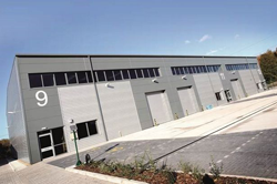 Development Monitoring Project - S Park Business Park, Stockport